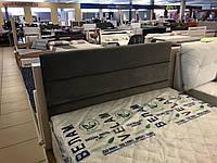 Кровать Верона серии Глейд без матраса с подъемным механизмом и ящиками для белья