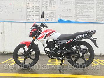 Мотоцикл Spark SP150R-13 красный, Об'єм двигуна 150 см³