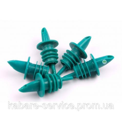 Гейзер-пробка, Сo-Rect, пластик(силикон), берюзовый
