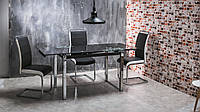 Стол кухонный GD-017 черный
