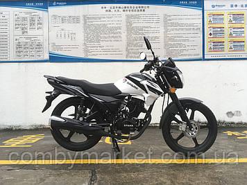 Мотоцикл Spark SP150R-13 черный, Об'єм двигуна 150 см³