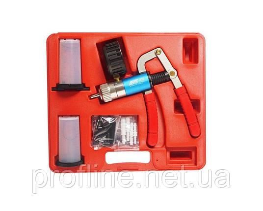 Комплект для проверки давления и герметичности (вакуум) 1245 JTC, фото 2