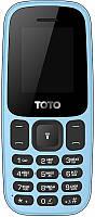 Мобильный телефон TOTO A2 Blue #I/S