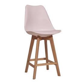 Полубарный стул Milan, белый