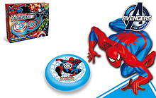 Детский мяч электрический Hoverball Spider Man (Fly Ball) Новинка 2017