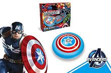 Детский мяч электрический Hoverball Капитан Америка (Fly Ball) Новинка 2017
