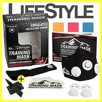 Маска дихальна для бігу і тренувань Elevation Training Mask 2.0 / Респіратор, фото 1