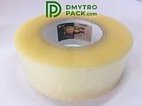Скотч упаковочный 48мм*40мкм*300м прозрачный (липкая лента)