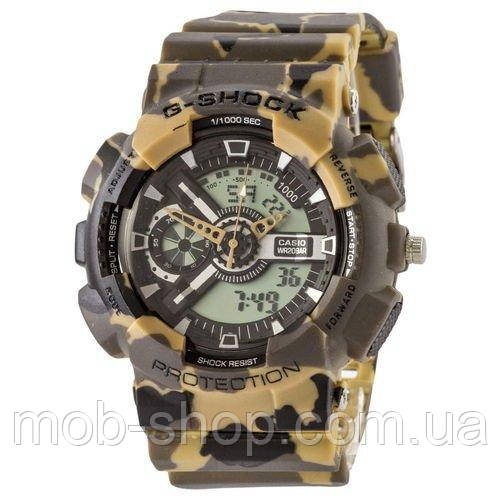 Наручные часы Casio G-Shock GA 110 G Разные цвета