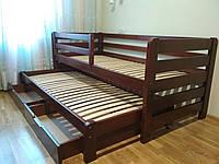 Деревянная кровать Летти 80х190 см. Мистер Мебл