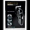 Мережева професійна машинка для стрижки Geemy GM-817, фото 6