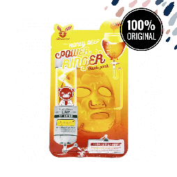 Тканевая маска для лица с витаминным комплексом ELIZAVECCA Vita Deep Power Ringer Mask