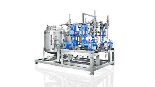 Дозирующие системы для жидкостей