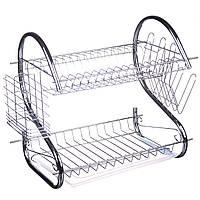 Сушка для посуды A-PLUS (1154)