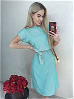 Платье летнее СУПЕР ЦЕНА! мята