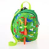 Детский рюкзак Динозаврик, фото 4