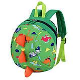 Детский рюкзак Динозаврик, фото 6