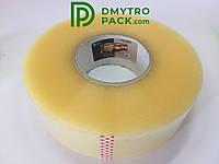 Скотч упаковочный 48мм*40мкм*500м прозрачный (клейкая лента)