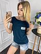 Женская футболка из вискозы , фото 5