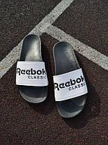 """Сланці Reebok """"Білі\Чорні"""", фото 3"""