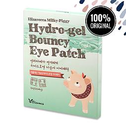 Коллагеновые патчи для глаз ELIZAVECCA Hydro-gel Bouncy Eye Patch, 20 шт