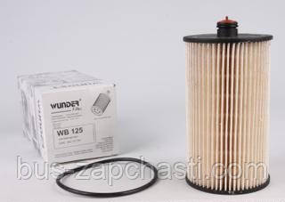 Фильтр топливный на VW CRAFTER 2006→ 2.5 TDI — Wunder — WB-125