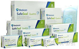 Пакеты для  стерилизации 254х356, самоклеющиеся (200шт/уп) Medicom