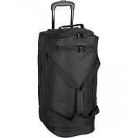 Дорожная сумка Travelite Orlando на 2 колесах Чорн. (73л,2,7кг) (70x35x33см)