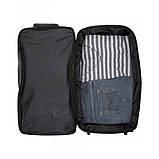 Дорожная сумка Travelite Orlando на 2 колесах Чорн. (73л,2,7кг) (70x35x33см), фото 3
