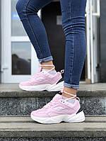 Кроссовки женские Nike M2K. ТОП КАЧЕСТВО!!! Реплика класса люкс (ААА+)
