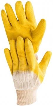 Перчатки рабочие каучуковые Hardy, размер XL, 12 пар