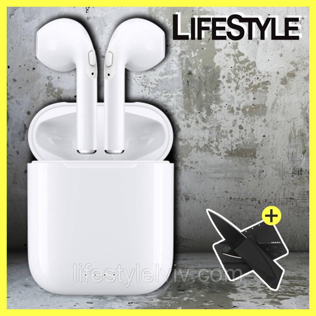 Беспроводные наушники Airpods2 с гарнитурой Mic Bluetooth для Iphone/Android