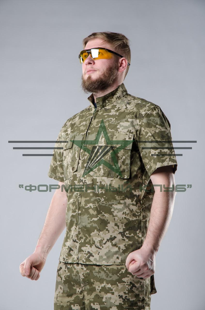 Рубашка  тактическая  летняя пиксель ЗСУ 44-46