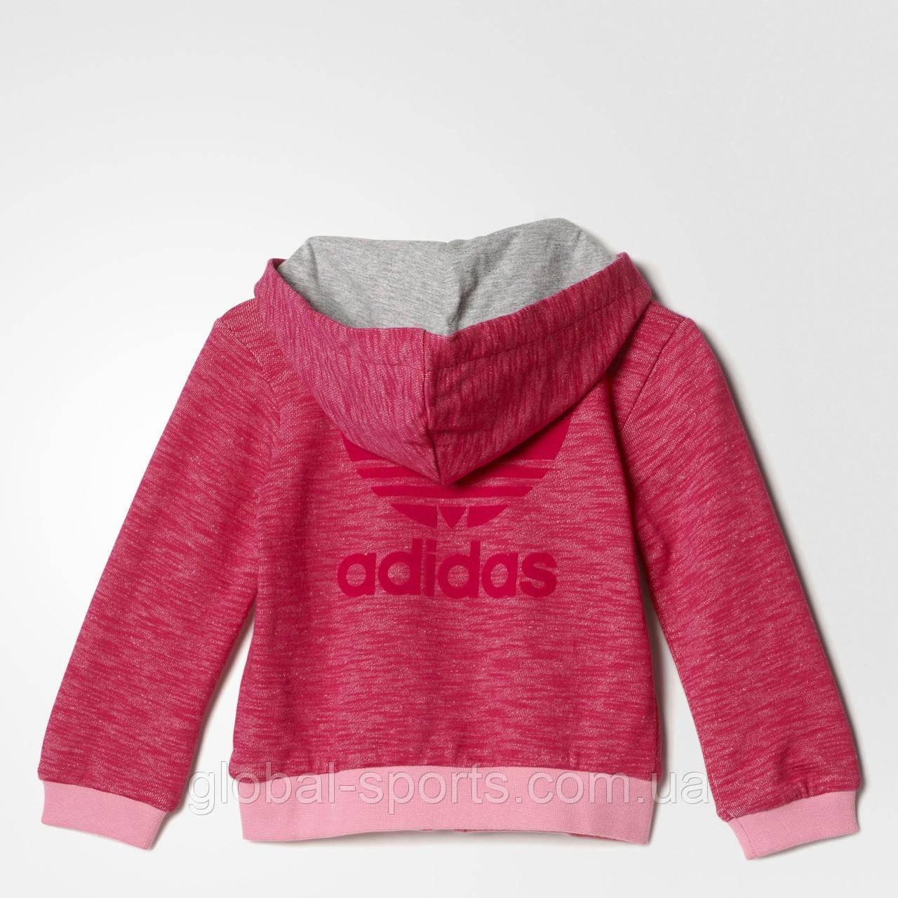 9c1d7b382cd61a ... Детский спортивный костюм Adidas Originals Trefoil Log(Артикул:BK4633),  ...
