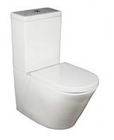 Компакт безободковый напольный Volle NEMO Rimless 13-17-377, сиденье твердое Slim slow-closing