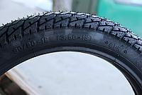Резина на мотоцикл 90/90 - 18 (3.50-18) шоссейная Вьетнам