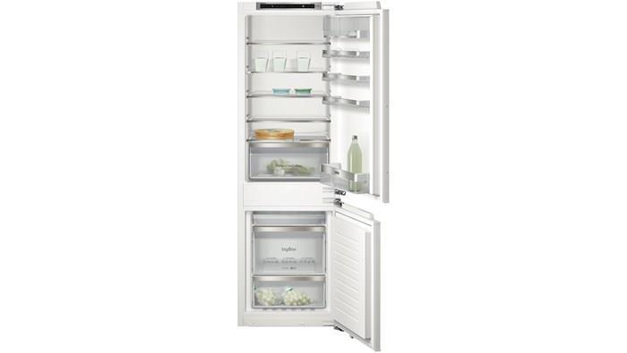 Встраиваемый холодильник с морозильником Siemens KI86NKD31