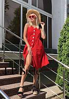 """Стильное платье """" Коттон """" Dress Code, фото 1"""