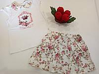 Костюм літній для дівчинки ТМ Бембі КС 450, фото 1