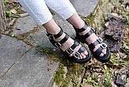 Женские босоножки Windrose с ремешками , фото 7