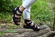 Женские босоножки Windrose с ремешками , фото 8