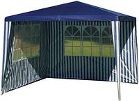 Павильон садовый шатер MACRO с двумя стенками 3 х 3 м