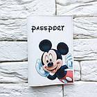 Обложка для паспорта Микки Маус, фото 2