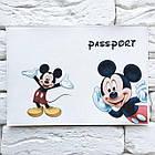 Обложка для паспорта Микки Маус, фото 3