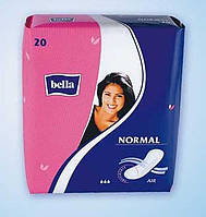 Прокладки Bella Normal, 20 шт(без крылышек)