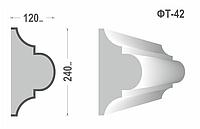 Фасадный молдинг (Тяга) фт-42