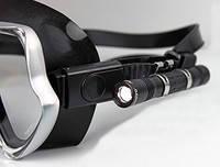 Фонарь AQUATEC AQUA №1 HEADLIGHT алюминиевый корпус (чёрный)