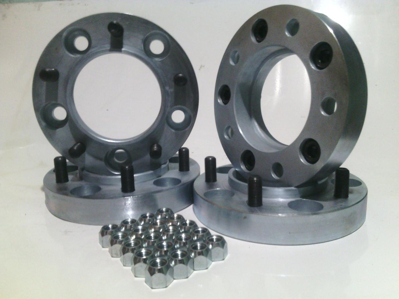 Проставки колесных дисков 5х150 толщина 50мм.