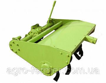 Почвофреза 120 DW-150RXL с дополнительным редуктором и навесным механизмом
