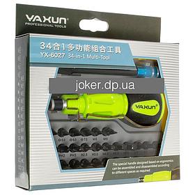 "Набор отверток ""Ya Xun"" YX-6027 34 in 1"